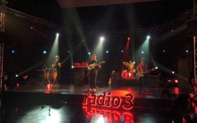 """Compro Oro brilla en su paso por """"Los conciertos de Radio3"""""""